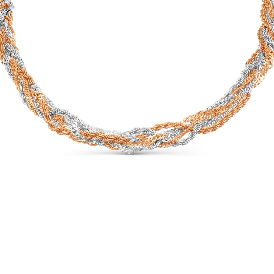 Цепочка из серебра (арт. Ц1ФН7РО010005)