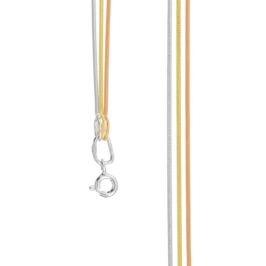 Цепочка из серебра (арт. Ц1ПН2К7МЦ060025)