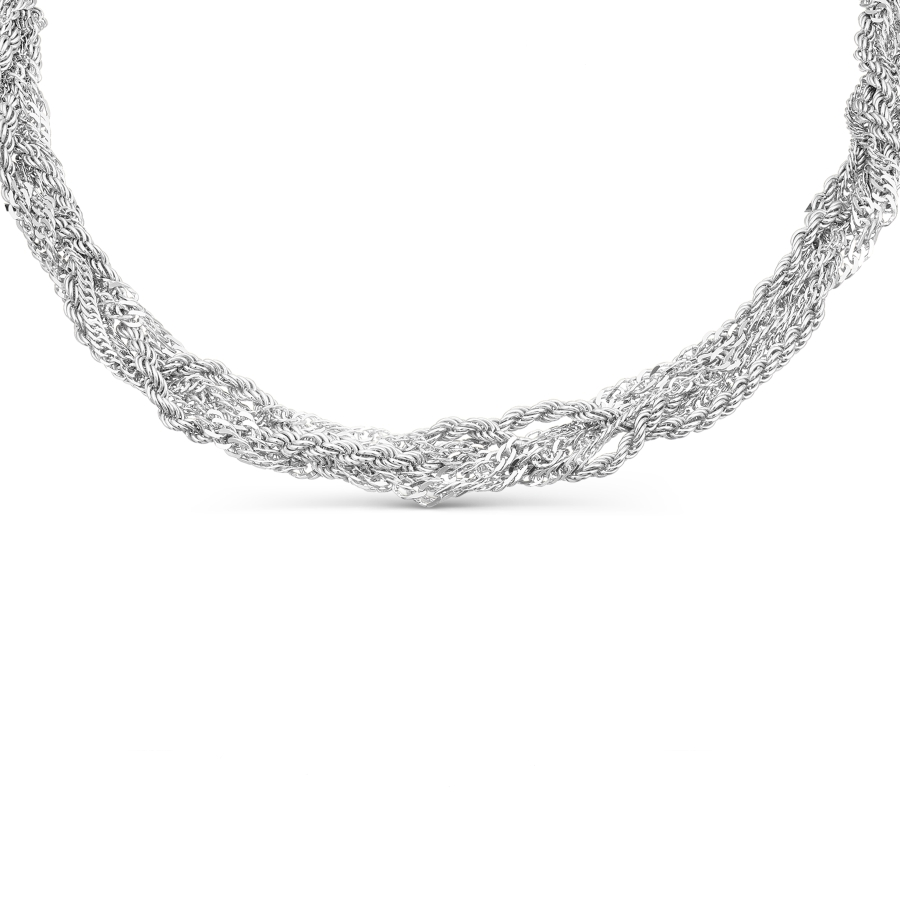 Цепочка из серебра (арт. Ц1ФН7РО010004)